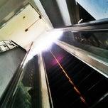Photo taken at Tughlaqabad Metro Station by Nitish K. on 4/26/2012
