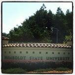 Photo taken at Humboldt State University by Nikki H. on 8/14/2012