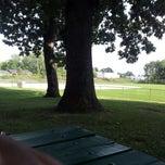Photo taken at Kelloggsville Park by Vladimir D. on 8/15/2012