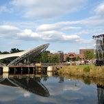 Photo taken at Symphony Park by Eric B. on 6/17/2012