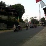 Photo taken at JL.Raya Lembang Bandung by Den P. on 8/24/2012