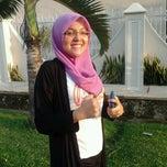 Photo taken at Lapangan Bola FISIP by Nabilah S. on 9/7/2012