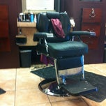Photo taken at Sully's Barber Shop by Mike on 3/23/2012