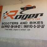 Photo taken at roger rent a car by Jo E. on 2/27/2012