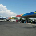 Photo taken at Grover Cleveland Service Area by Martin T. on 6/25/2012