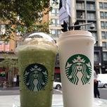 Photo taken at Starbucks by Jenny J. on 3/19/2012