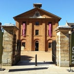 Photo taken at Hyde Park Barracks Museum by Daniel T. on 8/3/2012