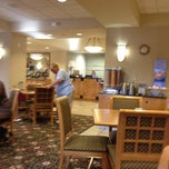 Photo taken at Hampton Inn Norfolk NE by Phillip L. on 5/17/2012