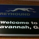 Photo taken at Savannah Greyhound Station by Manny A. on 5/26/2012