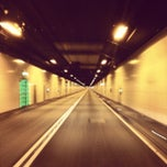 Photo taken at Elbtunnel by Markus R. on 7/20/2012