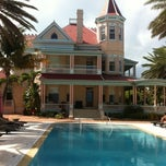 Photo taken at Southernmost House by Henk N. on 4/22/2012