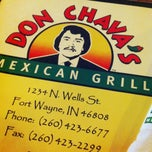 Photo taken at Don Chava's Mexican Grill by Chad D. on 3/8/2012