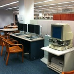 Photo taken at Research Assistance at Snell Library Northeastern University by Totsaporn I. on 2/19/2012