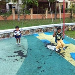 Photo taken at Kemuning Permai Playground by Thelaganathan G G. on 2/11/2012