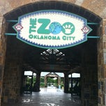 Photo taken at The Oklahoma City Zoo by Suzanne E J. on 5/20/2012