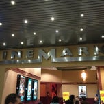 Photo taken at Cinemark by Rodrigo O. on 4/15/2012