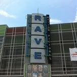 Photo taken at Rave Motion Pictures by Milt S. on 7/13/2012