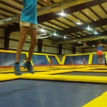 Photo taken at Sky High Sports by Derek A. on 8/4/2012