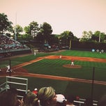 Photo taken at Foley Field by David A. on 4/13/2012