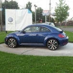 Photo taken at Reydel Volkswagen by Kevin M. on 8/26/2012