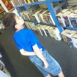 Photo taken at Ash Avenue Comics And Books by Ashe H. on 4/26/2012