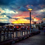 Photo taken at Manly Wharf Bar by Joe R. on 2/12/2012