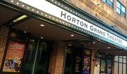 Horton Grand Theatre Tickets