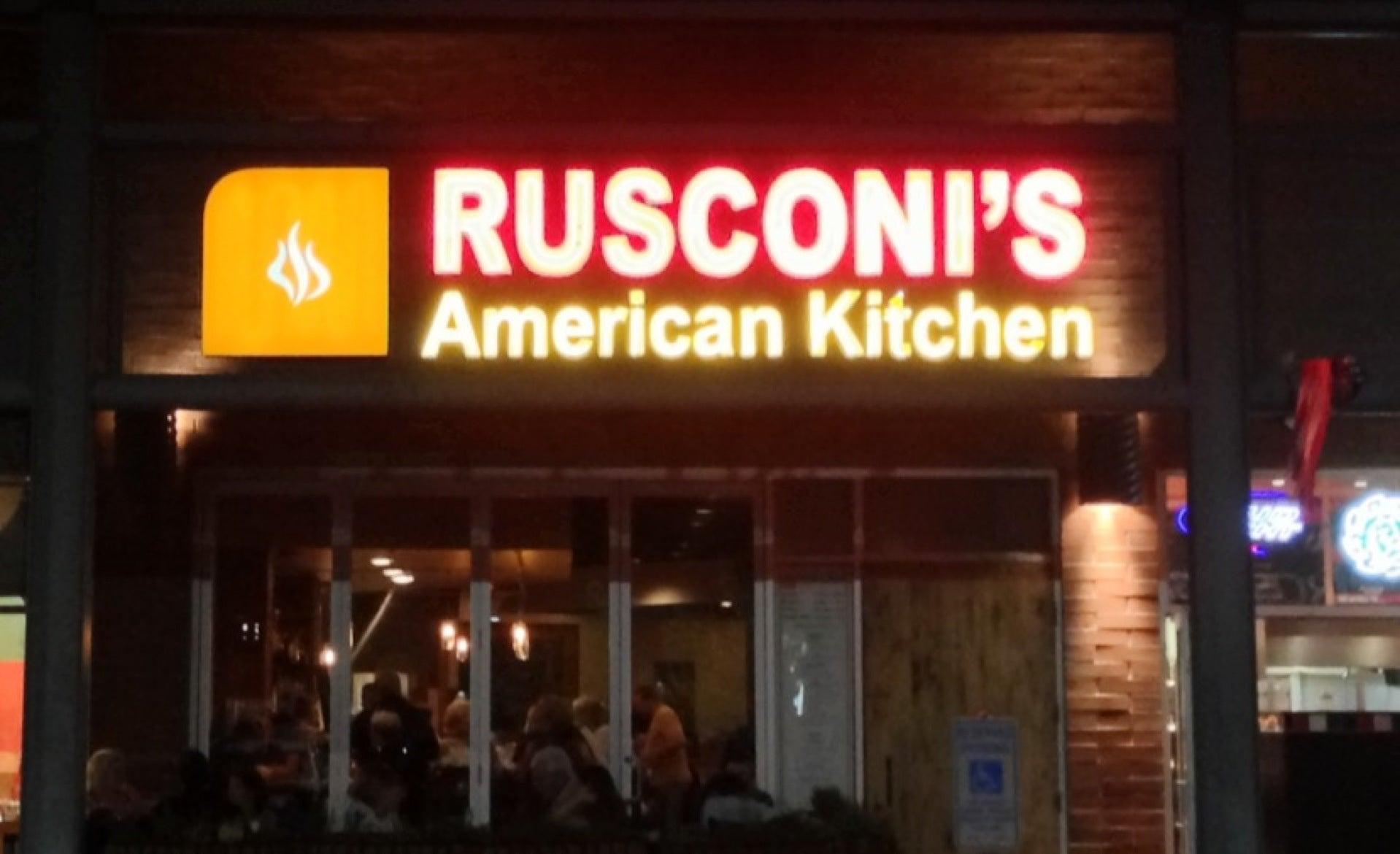 Rusconi S American Kitchen At 10637 N Tatum Blvd Ste 101b