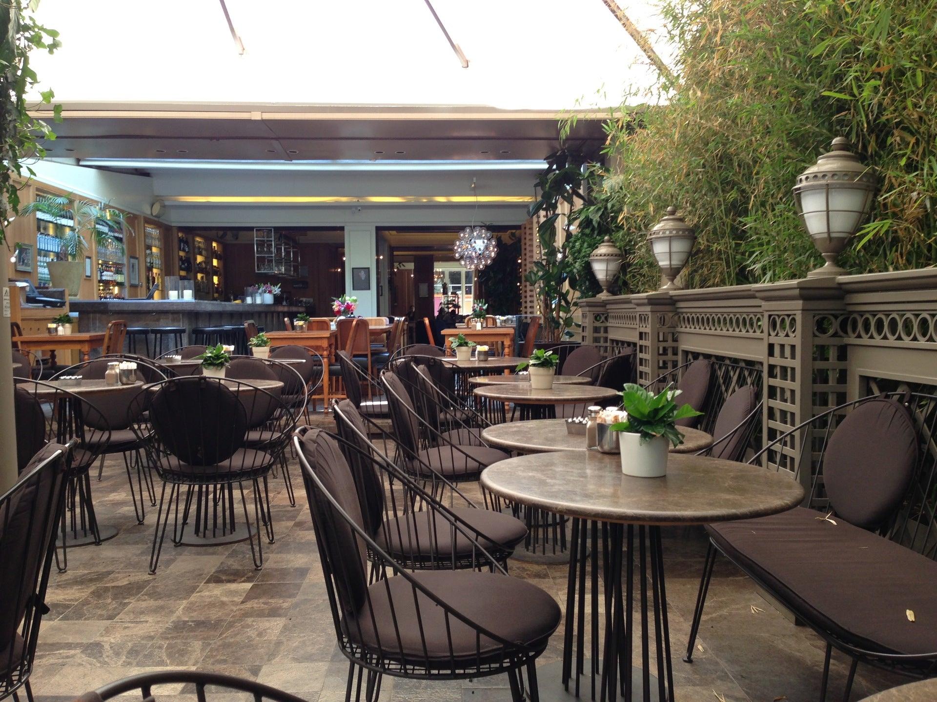 The House Café
