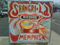 Cover Photo for Will Phillips's map collection, Memphis Record stores