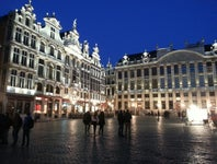 Cover Photo for Ch Martinez's map collection, Monumentos, plazas, calles Bruselas