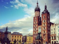Cover Photo for Jessica Keith's map collection, Krakow