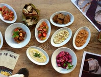Cover Photo for Isik Aysev's map collection, Daily Eats