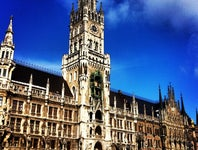 Cover Photo for Techawit Pooltawee's map collection, Munich attractions