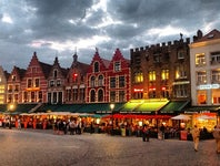 Cover Photo for Luiz Zorzanelli's map collection, Brugge 1 Day