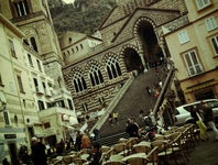 Cover Photo for Richard Higgins's map collection, Amalfi Coast