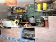 Cover Photo for Shpresa Ahmeti's map collection, My coffee places