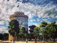 Cover Photo for Vangelis Moraitis's map collection, Θεσσαλονικη. Attractions & Walks 2016