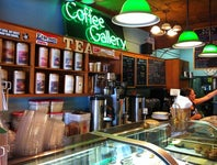 Cover Photo for Carney Freddino's map collection, Coffee?
