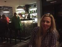 Home bar Doska