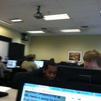 Photo taken at ITT Tech by Crystal T. on 8/22/2012