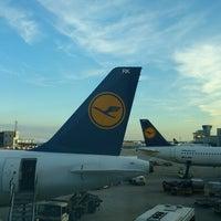 Photo taken at Gate A1 by Simon M. on 9/2/2012