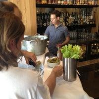 Photo taken at Sustain restaurant + bar by Francine M. on 5/6/2012