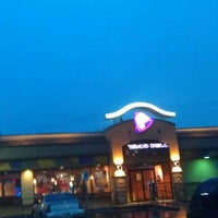 Photo taken at Taco Bell by Chris G. on 2/16/2012