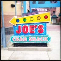 Photo taken at Joe's Crab Shack by Ber A. on 3/23/2012