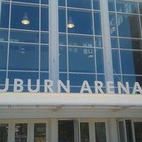 Photo taken at Auburn Arena by Jen E. on 8/12/2012