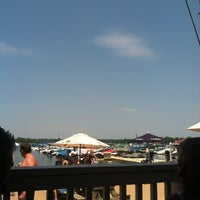Photo taken at Lindy's Landing by Joshua D. on 7/1/2012