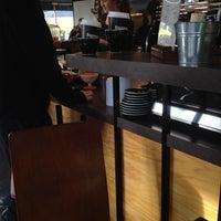 Photo taken at Espresso Workshop by Kai J. on 8/14/2012