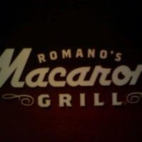 Photo taken at Macaroni & Grill by Hiram Eduardo R. on 5/12/2012