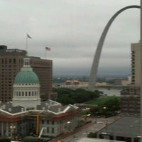 Photo taken at Hilton St. Louis at the Ballpark by mark R. on 6/1/2012